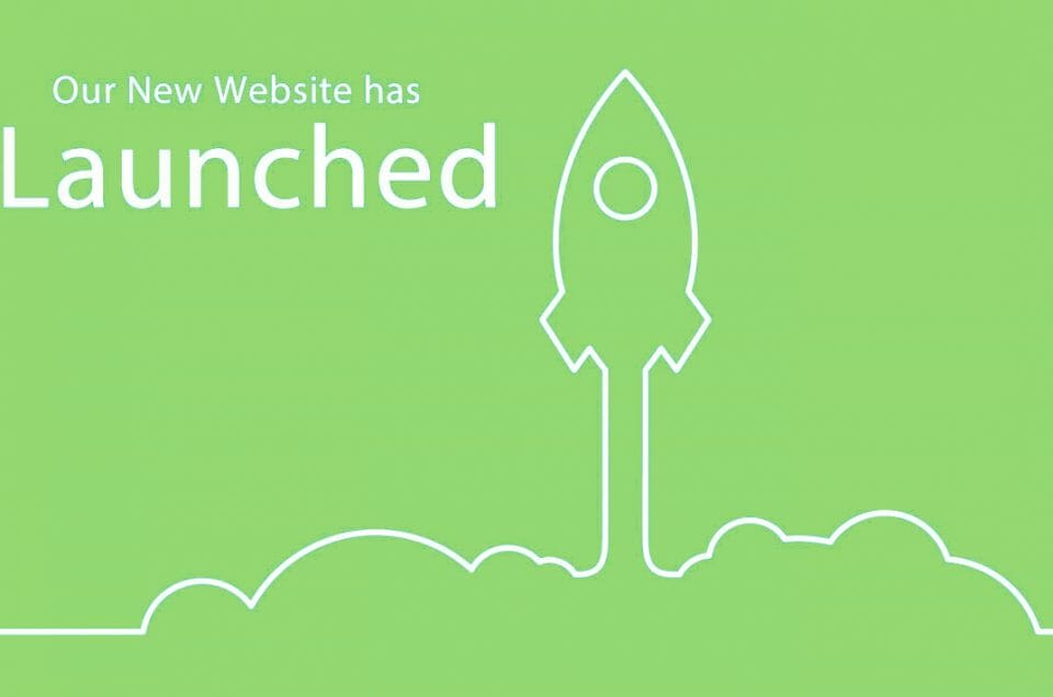 Welcome to our new website! :)
